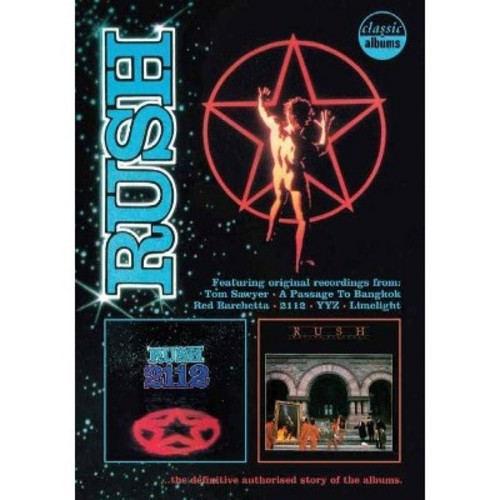 Classic Albums: Rush - 2112/Moving Pictures WSE DD2