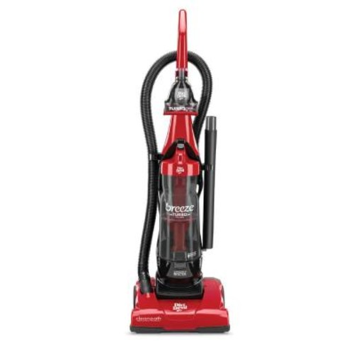 Dirt Devil Breeze Cyclonic Bagless Upright Vacuum Cleaner with Bonus Turbo Tool