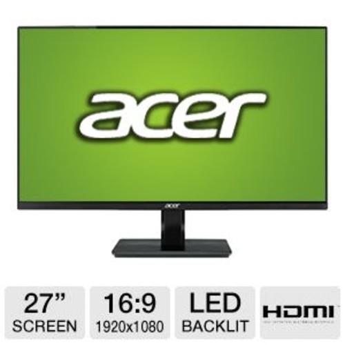 Acer H276HL bmid 27