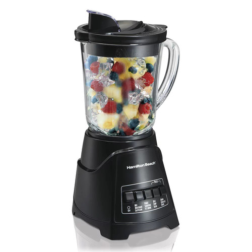Hamilton Beach Power Elite Glass Jar Blender