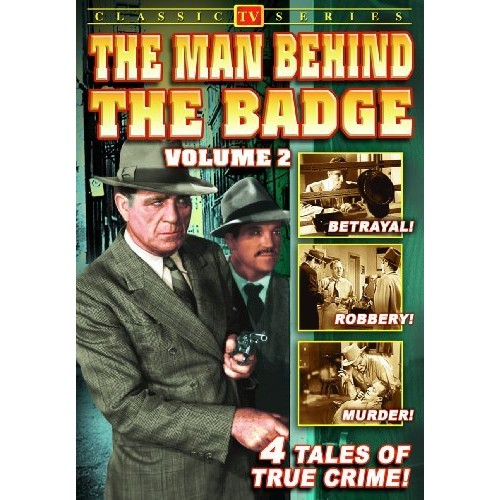 Man Behind The Badge, Volume 2