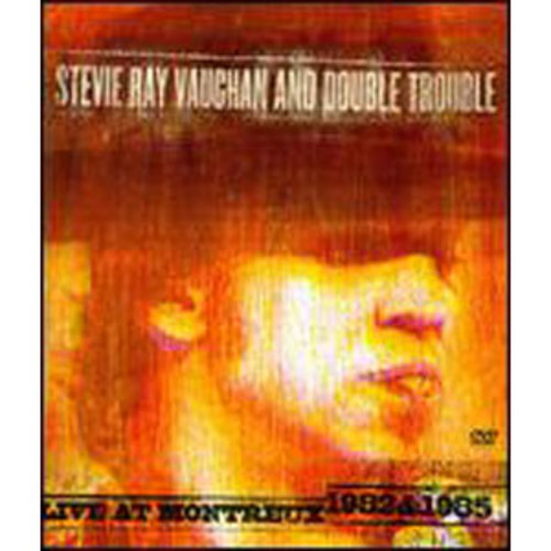 Stevie Ray Vaughan and Double Trouble: Live at Montreux 1982 & 1985 2/DD5.1