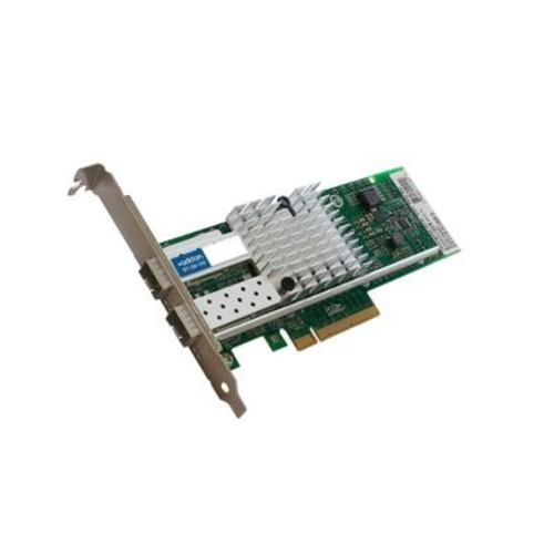 AddOn 2 SFP+Slot To QLE8242-CU-CK 10Gigabit Ethernet Card