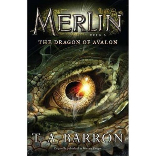 The Dragon of Avalon ( Merlin) (Reprint) (Paperback)