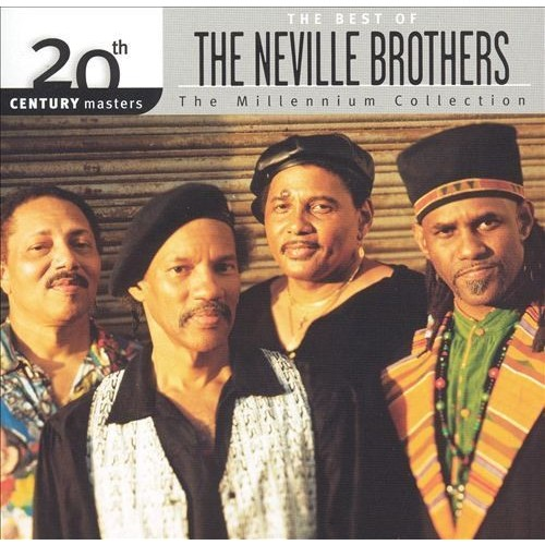 20th Century Masters - Millennium Collection: The Best of the Neville Brothers [CD]