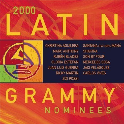 2000 Latin Grammy Nominees [CD]