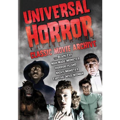 Universal Horror: Classic Movie Archive (Full Frame)