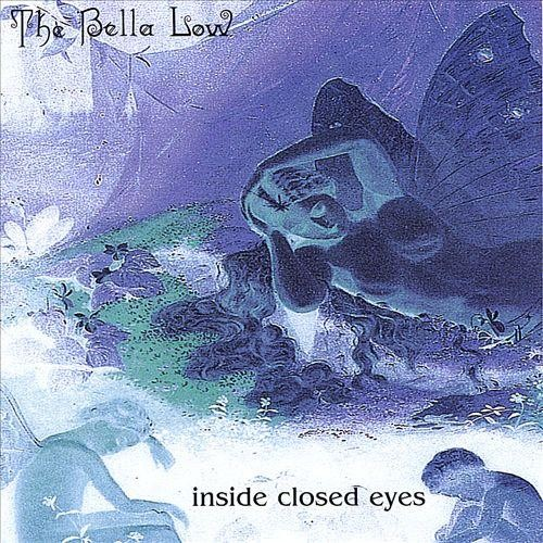 Inside Closed Eyes [CD]