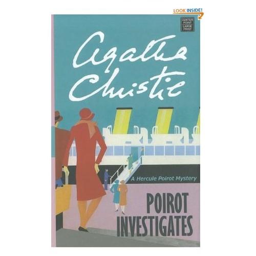 Poirot Investigates (Agatha Christie)