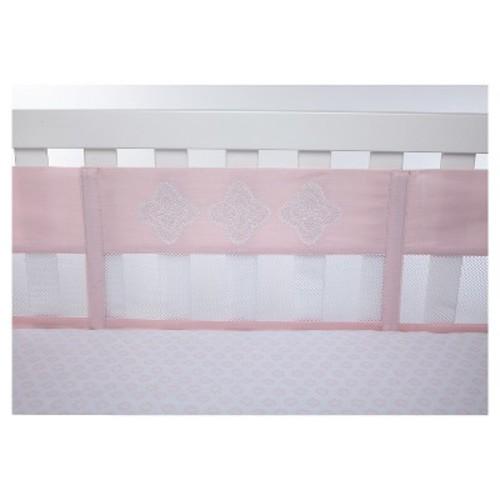 NoJo Chantilly SecureMe Crib Liner