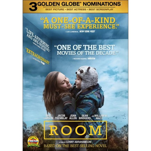 Room [DVD] [2015]