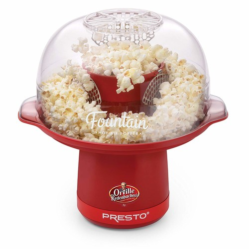 Orville Redenbacher's Hot Air Fountain Popper by Presto