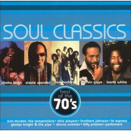 Soul Classics: Best of the 70's [CD]