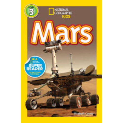 Mars (National Geographic Readers Series)