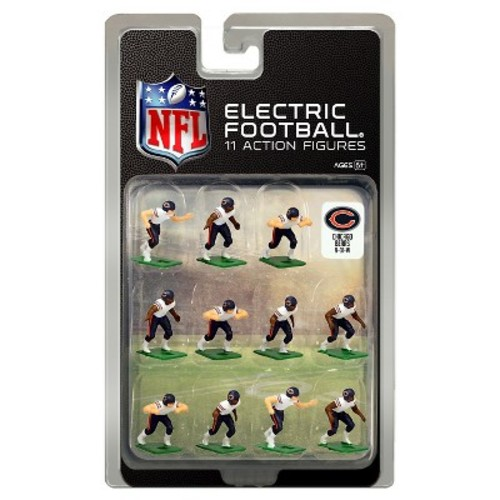 Tudor Games Chicago Bears White Uniform NFL Action Figure Set