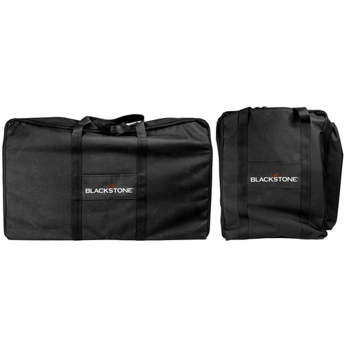 Blackstone Heavy Duty Carry Bag Set for the Tailgater Combo Griddle and Grill (2-pack)