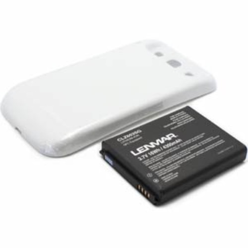 Lenmar Replacement Battery for Samsung Galaxy S III and more - Black