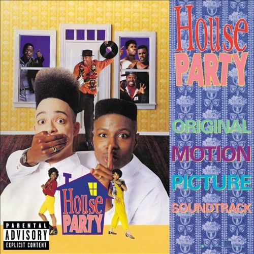 House Party [Original Soundtrack] [LP] [PA]