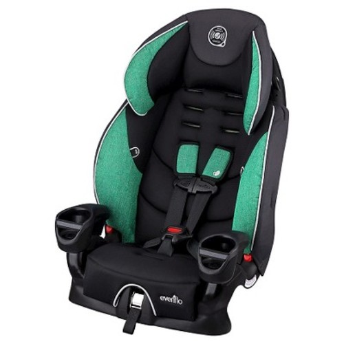 Evenflo Maestro Harness Booster Seat Car Seat - Biscay Bay