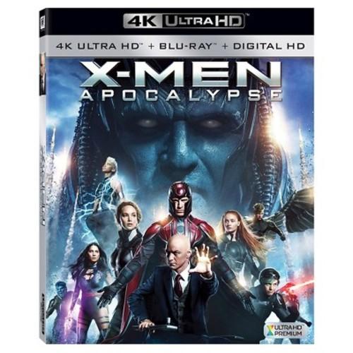 X-MEN: Apocalypse (4K/UHD + Digital)