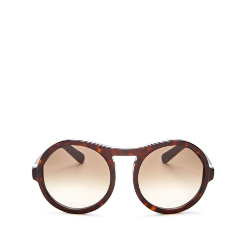 Marlow Zyl Rounded Aviator Sunglasses, 59mm