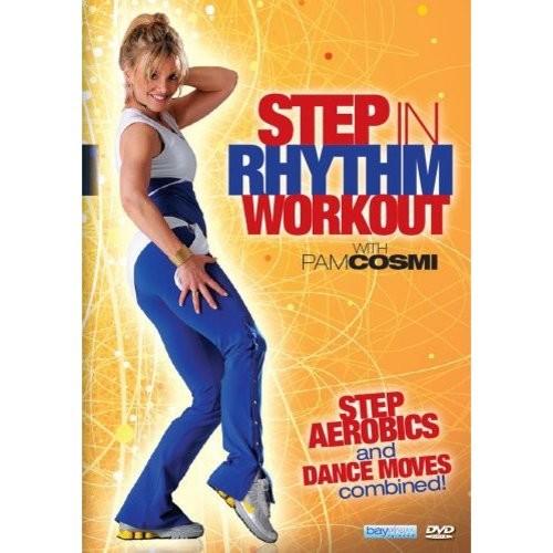 Pam Cosmi: Steppin' in Rhythm (DVD) (Eng) 2006