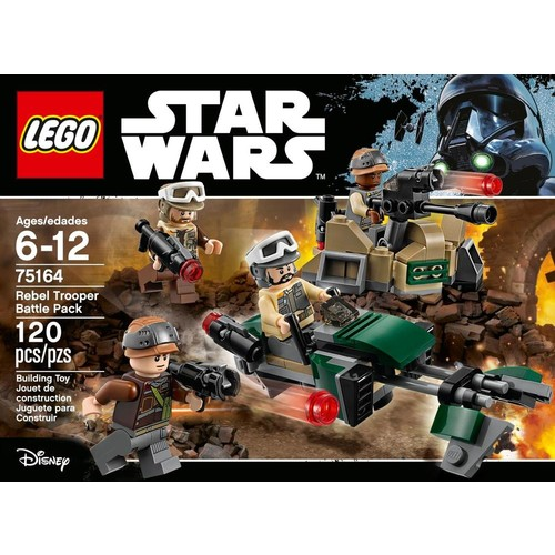 LEGO - Star Wars Rebel Trooper Battle Pack