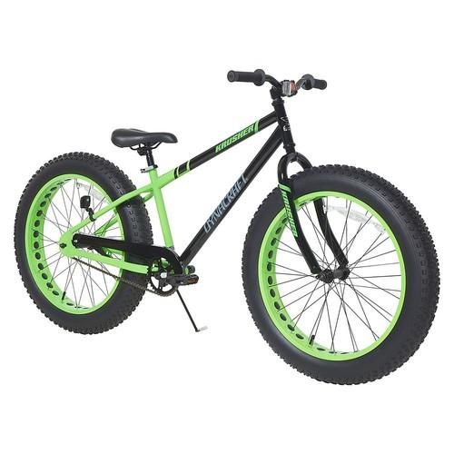Men's Dynacraft 24-Inch Wheel Krusher Fat Tire Mountain Bike