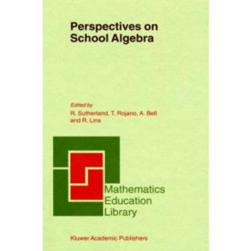 Perspectives on School Algebra / Edition 1