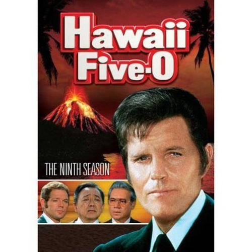 Hawaii five o:Ninth season (DVD)