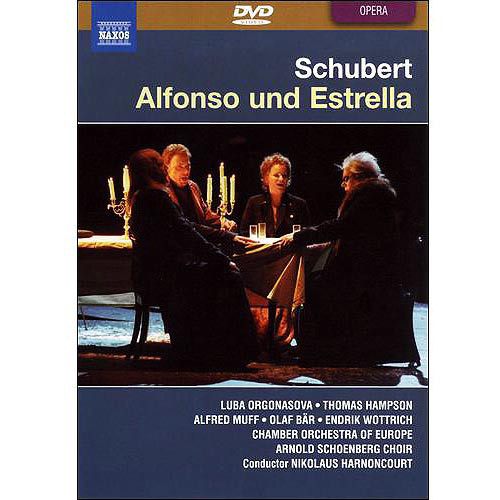 Schubert: Alfonso und Estrella - Harnoncourt (DVD) (Enhanced Widescreen for 16x9 TV) (Ger) 2009