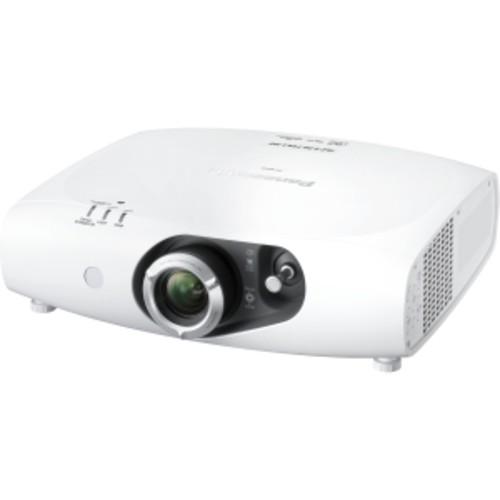 Panasonic PT-RZ370U Solid Shine DLP LED Projector, 3500 Lumens Brightness, 16:9 Aspect Ratio, 10000:1 Contrast Ratio, 1920x1080 Resolution