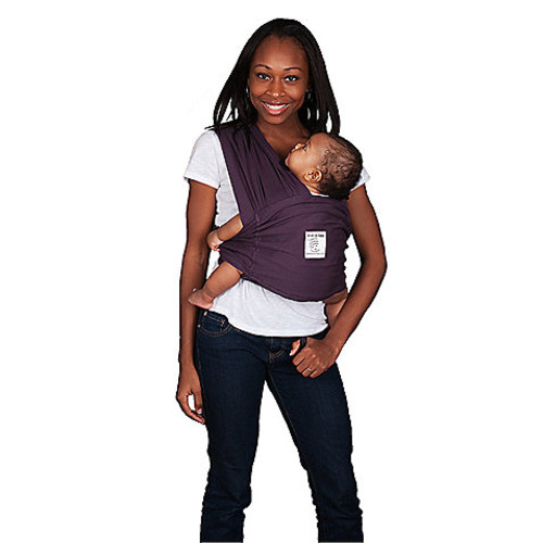 Baby K'tan Baby Carrier in Eggplant