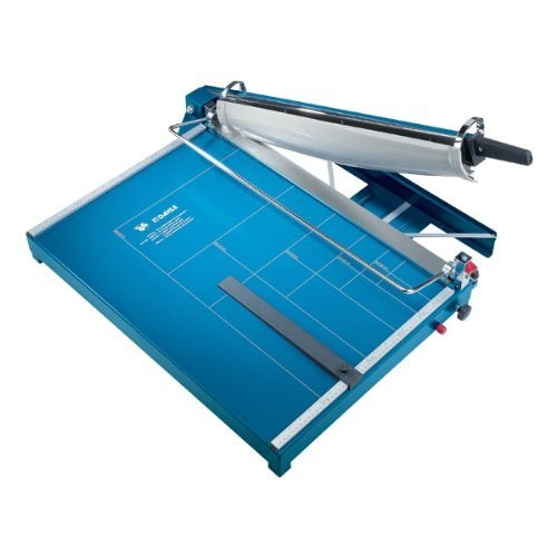 Dahle 567 Premium Series Guillotine Lever Style Paper Trimmer, 21 5/8