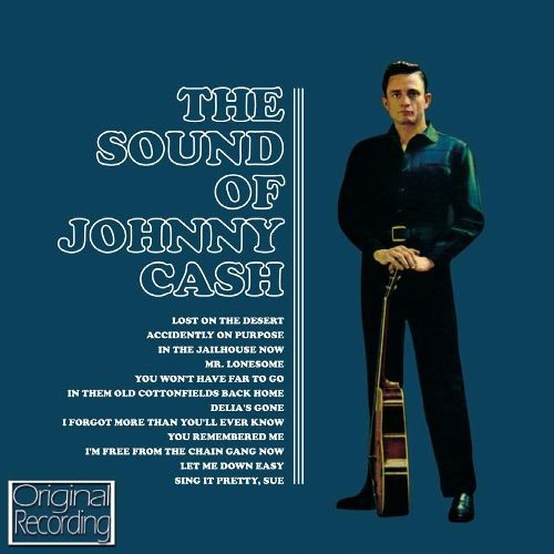 The Sound of Johnny Cash [CD]