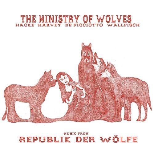 Music from Republik der Wlfe [LP] - VINYL