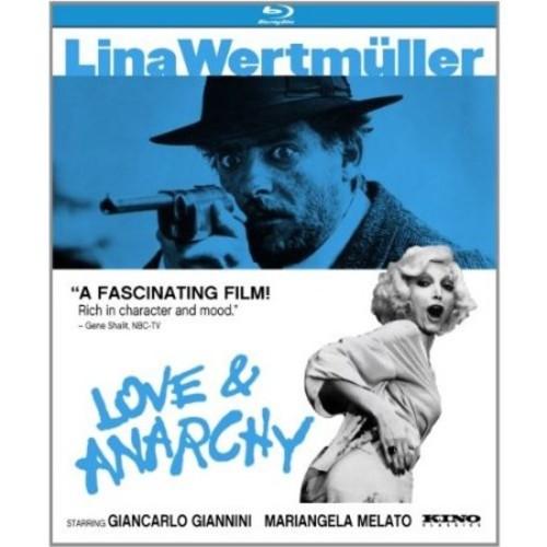 Love & Anarchy: Kino Classics Edition [Blu-ray]