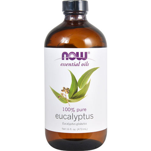 NOW Foods Essential Oils Eucalyptus Oil -- 16 fl oz