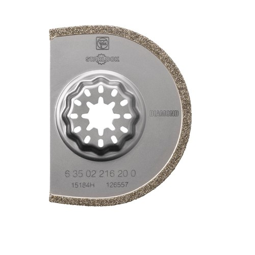 FEIN 3 in. Diamond Saw Blade Starlock