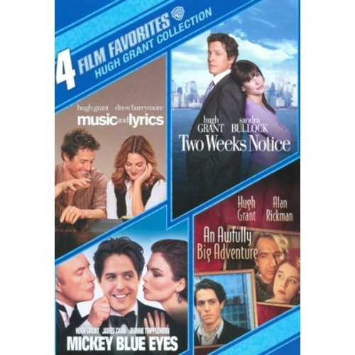 Hugh Grant Collection: 4 Film Favorites [WS] [2 Discs] [DVD]