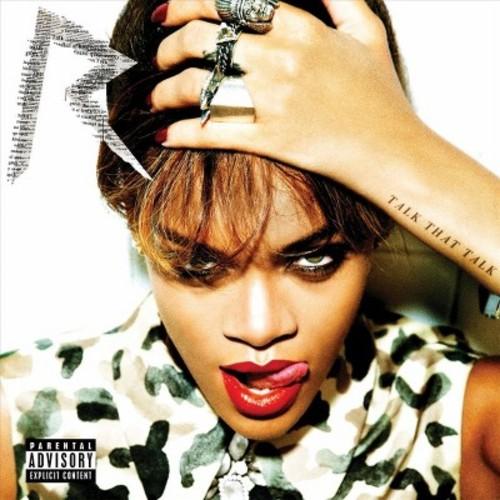 Rihanna - Talk That Talk [Explicit Lyrics] (CD)