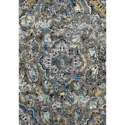 nuLOOM Taunya Multi 5 ft. 3 in. x 7 ft. 9 in. Area Rug