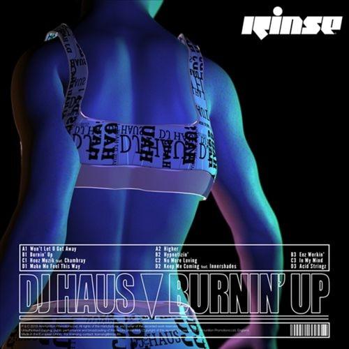 Burnin' Up [LP] - VINYL