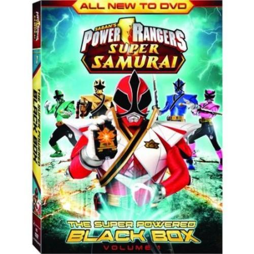 Power Rangers Super Samurai, Vol. 1: The Super Powered Black Box [DVD]