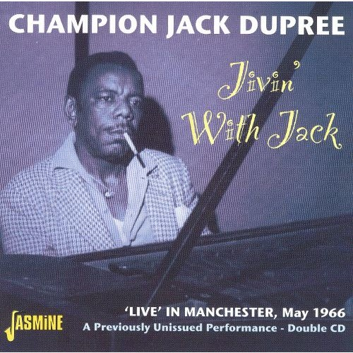 Jivin' with Jack: Live in Manchester, May 1966 [CD]