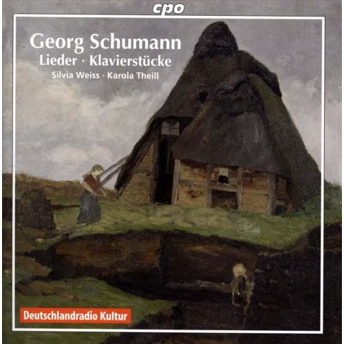 Lieder & Piano Pieces - CD