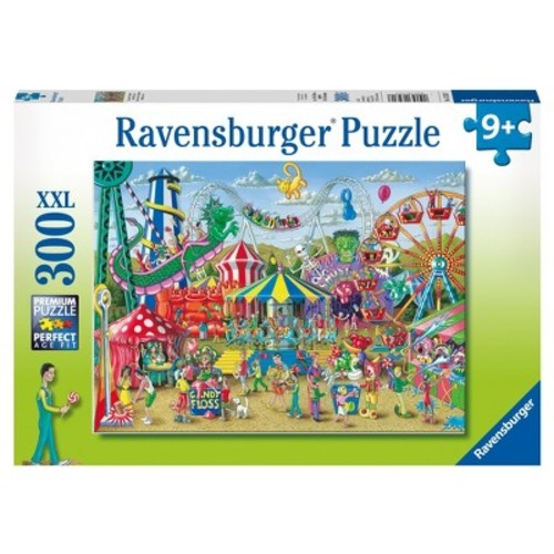 Ravensburger Fun at the Carnival Jigsaw Puzzle - 300-Piece