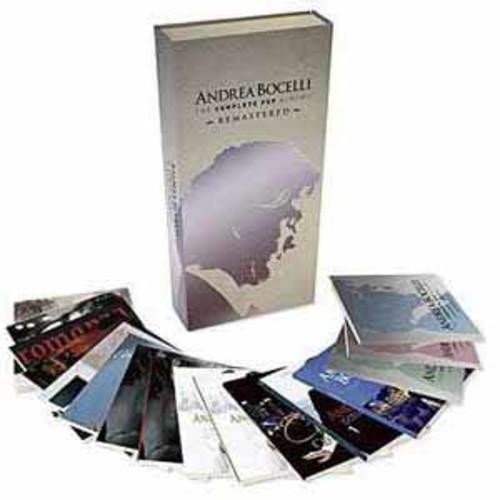Complete Pop Albums CD Box Set [Audio CD]