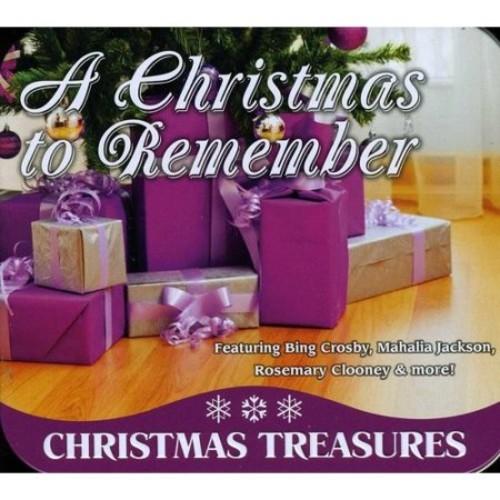 Christmas to Remember: Christmas Treasures [CD]