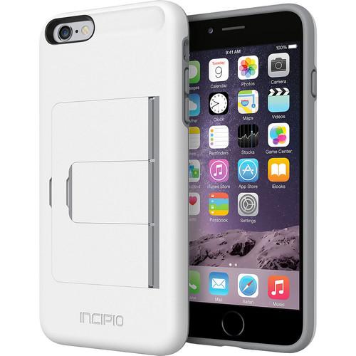 Incipio Stowaway Advance iPhone 6/6s Plus Case